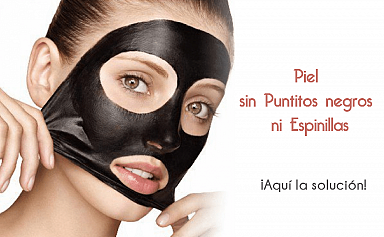 Gemanti Higiene Facial Tratamiento Black Mask