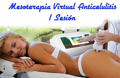Gemanti Anticelulitis: Mesoterapia virtual, 1 sesión